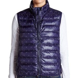 Velvet by Graham & Spencer puffer vest